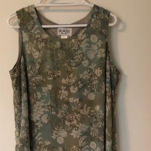 Size 18 Kari Designer Dress.